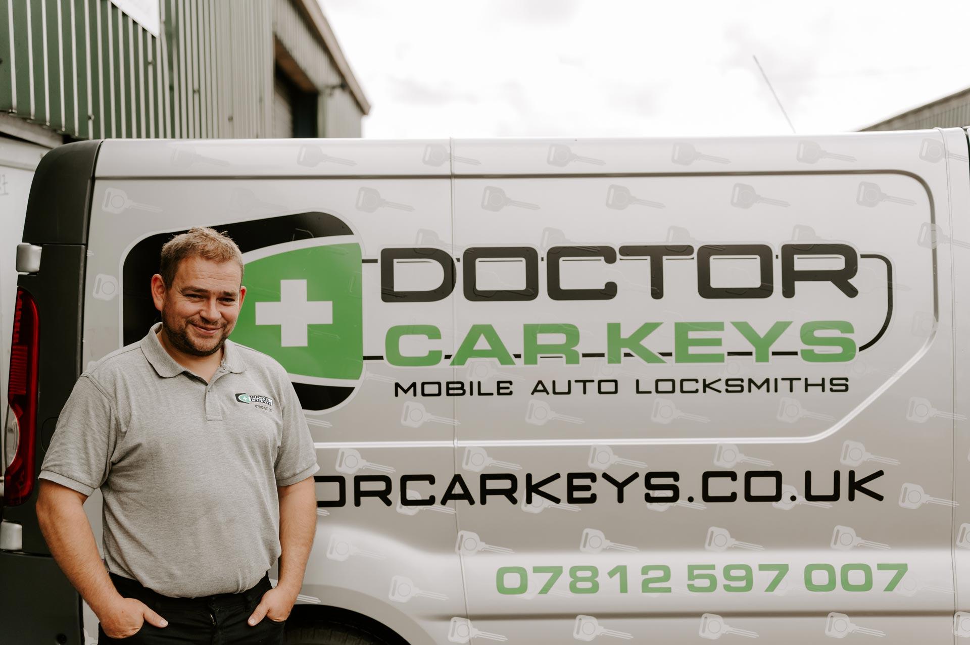 Auto Locksmiths in Camberley